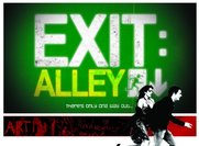 Exit Alley Short Film Poster