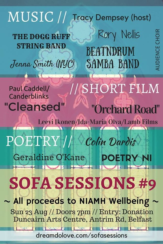 Sofa Sessions Poster